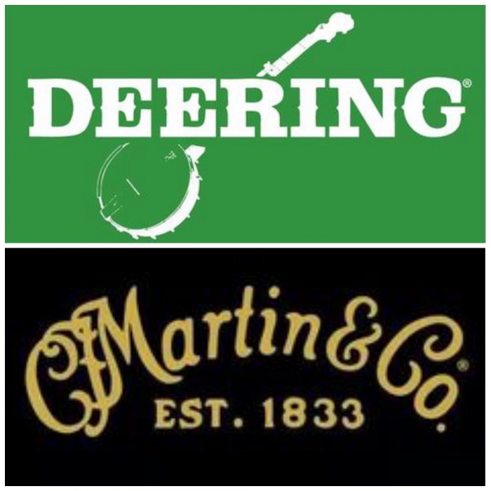 Martin CEO7 Guitar , Deering Boston 6