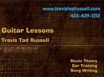 Guitar Lessons with Travis Tad Russell